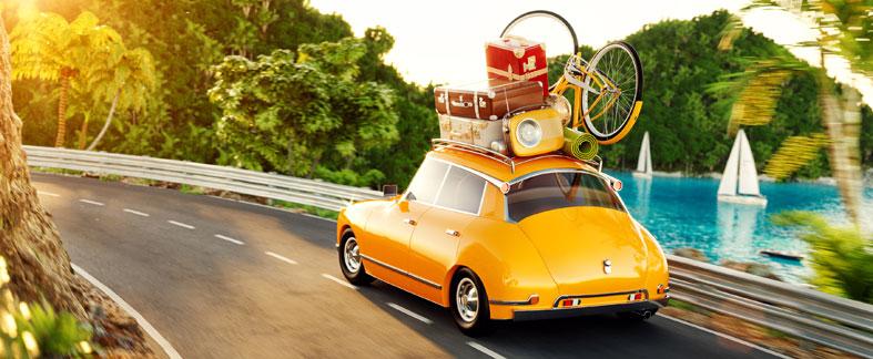 Prepara tu coche para las vacaciones de Semana Santa