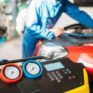 El aire acondicionado de tu coche a punto