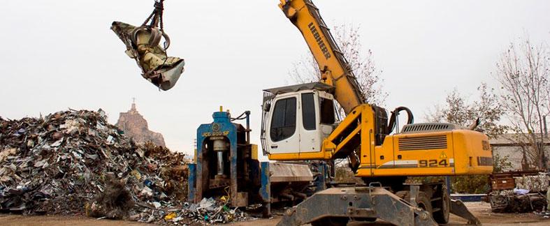 Renauto referente en el reciclado de chatarra y metales en la Región de Murcia