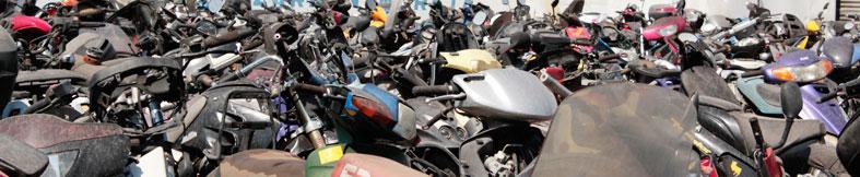La mejor opción para desguace de motos en Murcia