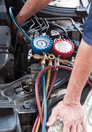 Compresor de aire para coche, una pieza indispensable para el verano
